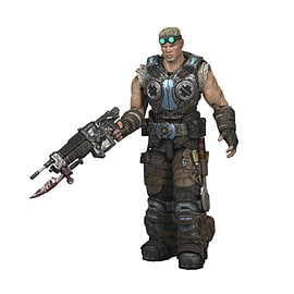 Gears Of War 3 Series 2 Damon Baird Action Figure Figurines and Sets