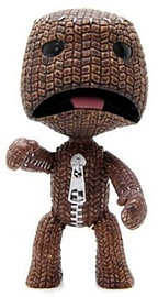 Little Big Planet - 6 Inch Articulated Figure - Scared or Sad Figurines and Sets