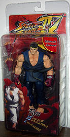 Street Fighter 4 Ryu (Alternate Costume) Figurines and Sets