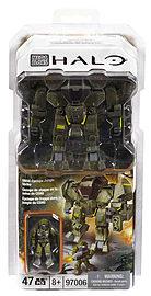 Mega Bloks Halo Cyclops Jungle Strike Blocks and Bricks