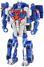 Transformers Age Of Extinction Optimus Prime One-Step Changer Figurines and Sets