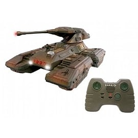 Halo Laser Battle scorpion Tank Figurines and Sets