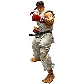 Super Street Fighter IV Ryu Play Arts Kai Figurines and Sets