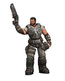 Gears Of War 3 Series 2 Dominic Santiago Action Figure Figurines and Sets