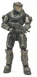 Halo Reach (Series 3) Spartan Operator Exclusive Figurines and Sets