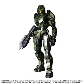 Halo Combat Evolved 10th Anniversary Play Arts Kai Vol 1 Actionfigure Master Chief 23cm Figurines and Sets