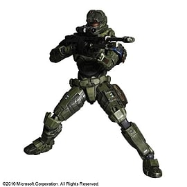 Halo Reach Action Figure Vol 1 Jun Figurines and Sets