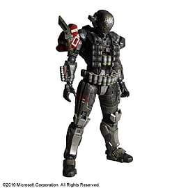 Halo Reach Action Figure Vol 1 Emile Figurines and Sets
