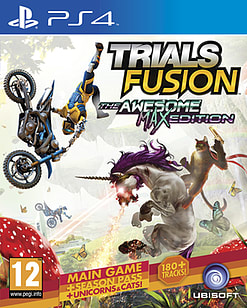 Trials Fusion: Awesome Max Edition PlayStation 4