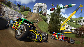 Trackmania TM Turbo screen shot 2