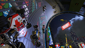 Trackmania TM Turbo screen shot 5