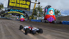 Trackmania TM Turbo screen shot 7