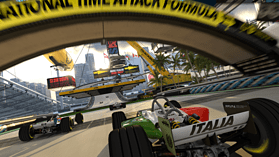 Trackmania TM Turbo screen shot 8