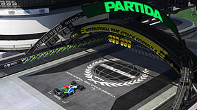 Trackmania TM Turbo screen shot 9