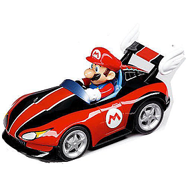 Nintendo Carrera Pull and Speed Mario Kart Wii - MARIO Figurines and Sets