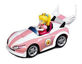 Nintendo Carrera Pull and Speed Mario Kart Wii - PEACH Figurines and Sets