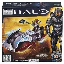 Halo Brute Cheiftan Charge Blocks and Bricks