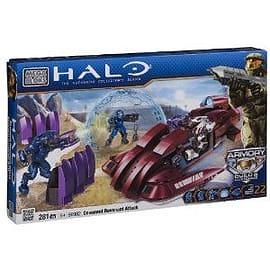 Halo Covenant Revenant Attack Blocks and Bricks