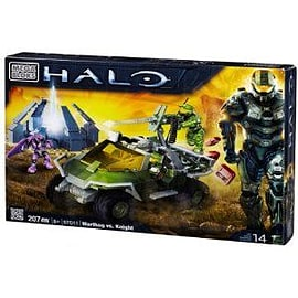 Halo 4 Warthog Resistance Blocks and Bricks