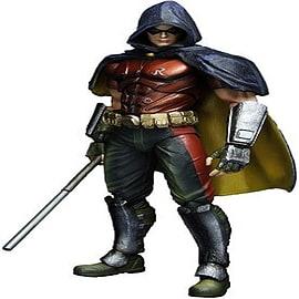 Batman Arkham City Play Arts Kai Robin Figure Figurines and Sets