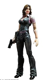 Resident Evil 6 Play Arts Kai Helena Harper Figurines and Sets