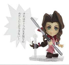 Final Fantasy Trading Arts Mini Kai No 7 Aerith Gainsborough Figurines and Sets
