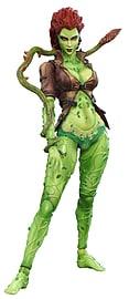 Batman Arkham City Play Arts Kai Poison Ivy Figurines and Sets