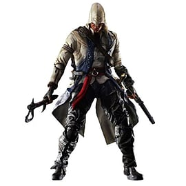 Assassins Creed 3 Play Arts Kai Connor Figurines and Sets