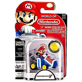 Super Mario Coin Racers - Mario Figurines and Sets