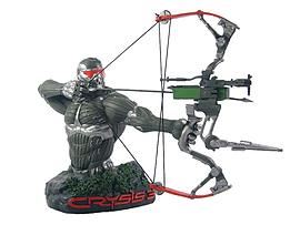 Crysis 3 - Polystone Prophet Bust - Nanosuite 2 Figurines and Sets