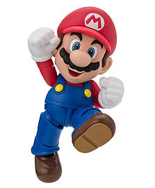 Super Mario Figuarts Mario Pvc Action Figure Figurines and Sets