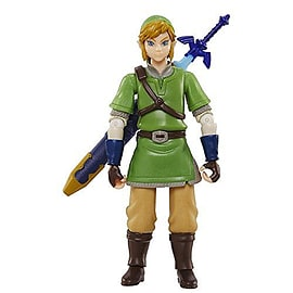 Nintendo 4-inch Figures Link with Accessory Figurines and Sets