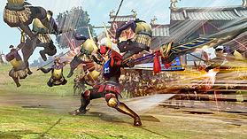 Samurai Warriors 4-II screen shot 3