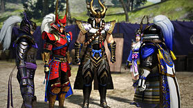 Samurai Warriors 4-II screen shot 5