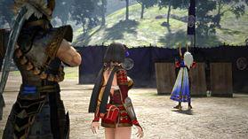 Samurai Warriors 4-II screen shot 8