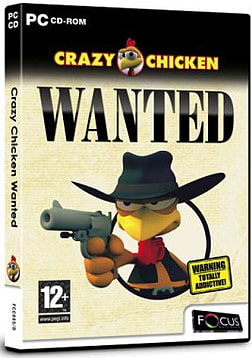Crazy Chicken Wanted PC