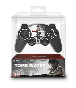 Tomb Raider Controller (for PlayStation 3 + PC) PS3