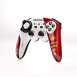 Thrustmaster Ferrari F1 Wireless Gamepad - Alonso Edition (PC/PS3) PS3