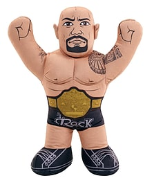 WWE Brawlin Buddies The Rock Figurines and Sets
