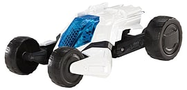 Max Steel 2-in-1 Transforming Vehicle TURBO RACER Figurines and Sets