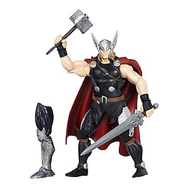 Marvel Legends Infinite Series Age Of Ultron 6 Inch Thor Figure Figurines and Sets