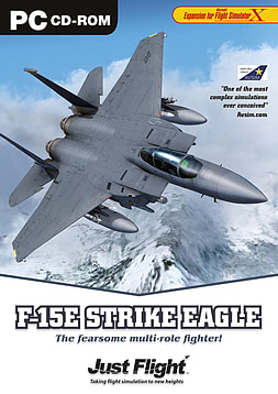 F-15E Strike Eagle - for FSX PC