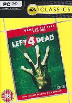 Left 4 Dead: Game Of The Year Edition - Classic PC