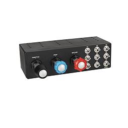 Saitek Pro Flight Throttle Prop And Mixture System PC