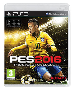 Pro Evolution Soccer 2016 - Day One Edition PS3