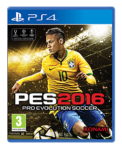 Pro Evolution Soccer 2016 - Day One Edition PS4