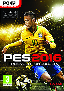 Pro Evolution Soccer 2016 - Day One Edition PC