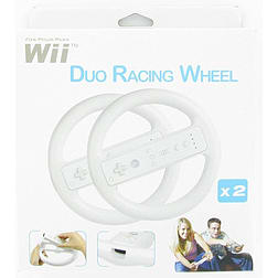 Subsonic Duo Racing Wheel Wii