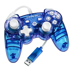 Rock Candy PS3 Wireless Controller Blueberry Boom PS3