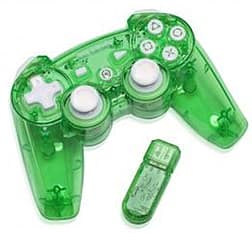 Rock Candy PS3 Wireless Controller Aqualime PS3